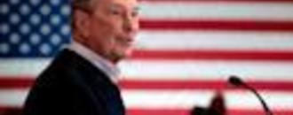 Mike Bloomberg will sell his company if he