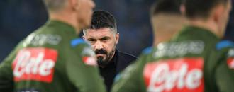 Napoli warm-up for Barca with Brescia comeback win, but Gattuso losing sleep