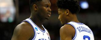 Cameron Reddish quadruples Zion Williamson