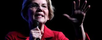 Democrat Warren vows to protect renter households as U.S. president
