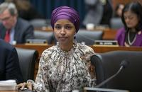 Ilhan Omar says protests valid, destruction not