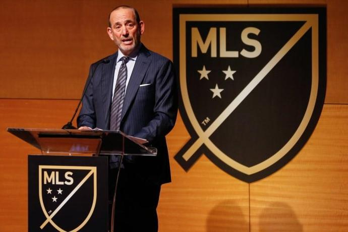 Soccer: Charlotte leads bidding to be 30th MLS team, commissioner says