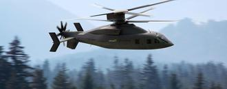 Lockheed-Boeing team pitch Defiant X, its candidate for the Army