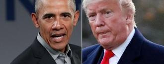 Barack Obama Takes Rare Public Swipe At Donald Trump Over Coronavirus Response