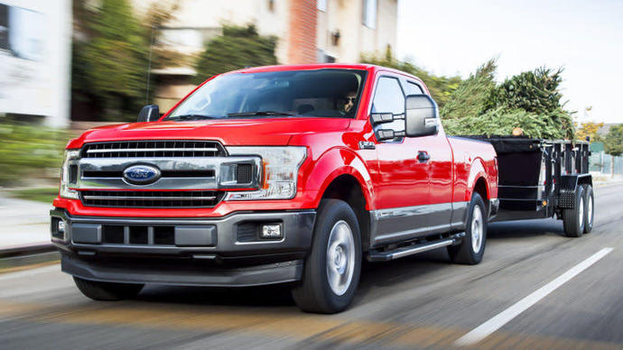 Ford F  Power Strokesel First Drive Review An Oil Burning Peach