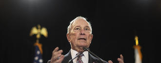 Florida seeks investigation on Bloomberg donation on voting