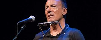 "Bruce Springsteen deviates from Broadway script to perform ""The Ghost of Tom Joad"""