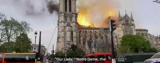 Notre Dame fire: Disney pledges $5M to help rebuild the 'Hunchback's home