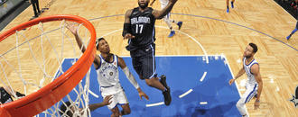 Jonathon Simmons, four other non-roster players join Warriors minicamp