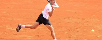 Goffin and Thompson reach 2nd round at Monte Carlo Masters