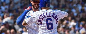 If Rangers sign Nicholas Castellanos, it could lead them to Kris Bryant after