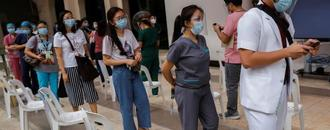 Philippines extends partial coronavirus curbs in capital until end-March