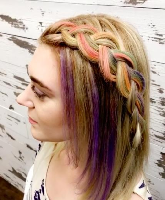 Color Changing Hair Dye Is The Coolest Thing On Instagram Right Now