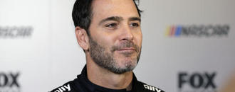 Jimmie Johnson confused, frustrated after virus scare