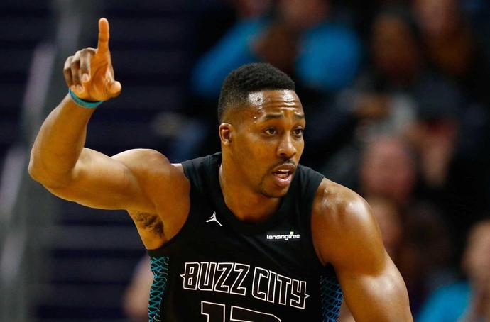 61fdcc92d71 The Wizards want to play faster and believe Dwight Howard could be the key