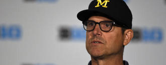 Harbaugh may have his best team at Michigan so far