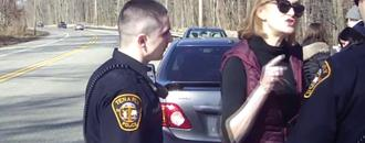 Former Official Caught on Camera Berating Officers During Traffic Stop