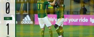 Portland Timbers enter tie for 1st in the West after victory over Seattle Sounders FC