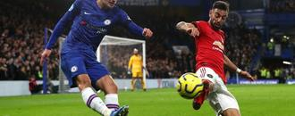 Player ratings from Chelsea 0-2 Manchester United