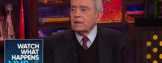 Dan Rather Calls Matt Lauer and Charlie Rose