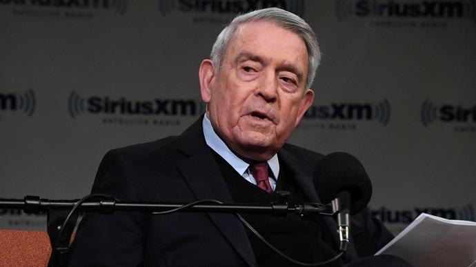 Dan Rather Has Scathing Words For Sinclair News Anchors