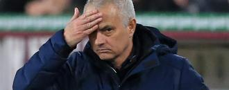 Mourinho in hot water after park training session with Ndombele