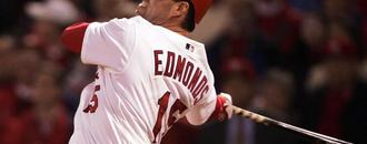 Former Angels standout Jim Edmonds hospitalized and undergoing COVID-19 tests