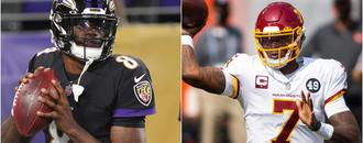How to Watch Washington Football Team vs. Ravens Week 4