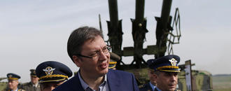 More Russian weapons for Serbia despite US sanction threats