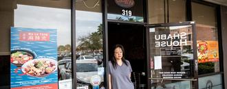 Coronavirus: Restaurants struggle amid fears of outbreak