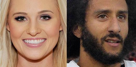 Twitter Shreds Tomi Lahren Over 'Disrespectful' Colin Kaepernick D-Day Photo
