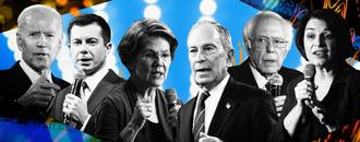 Democratic presidential debate in Las Vegas: 5 things to watch for