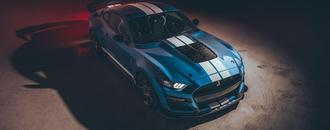 The 2020 Mustang Shelby GT500 Makes 760 HP and 625 Lb-Ft of Torque