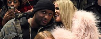 Khloé Kardashian Posted a Supportive Message For Ex-Husband Lamar Odom
