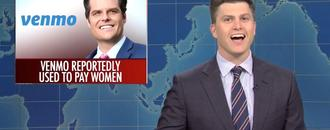 SNL Embarrasses Matt Gaetz After Venmo Revelations