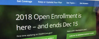 Sign-ups show health law