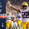 Week 3 College Football Power Rankings: LSU Proves It Belongs Among the Elite