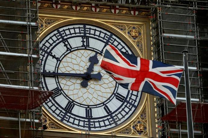 Big Ben is still undergoing renovations -- but Boris Johnson said some public fundraising might be in order to ensure a hearty bong to mark Britain