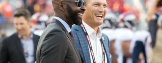 Jerry Rice predicts 49ers go undefeated vs. Packers, Ravens, Saints