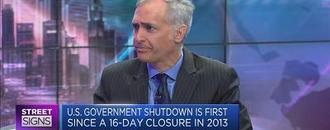 The Trump administration is handling the shutdown differe...