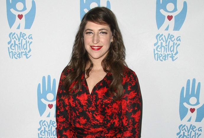 Mayim Bialik 'not doing so well' on Christmas Eve following breakup