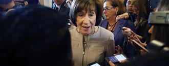 Suspicious letter sent to Sen. Susan Collins home