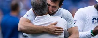 Andrew Luck: I still love football but physically it has taken its toll