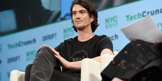 WeWork Is Likely to Delay IPO After Valuation Plummets