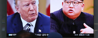 Summit or not, giant gulf separates US-NKorea on nukes