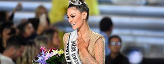 Miss Universe Recommends Throat Punching Only in Life-Threatening Situations