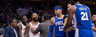 Marcus Morris after scuffle with Joel Embiid: