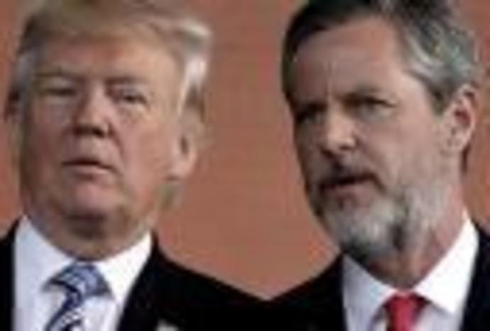 How Jerry Falwell helped pave the way for the white nationalist horrors of the Trump era