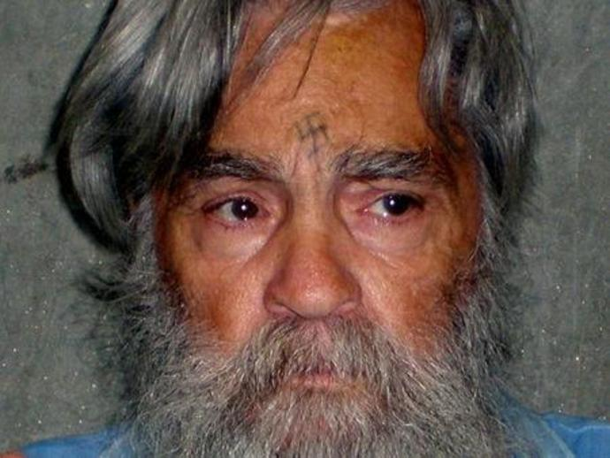 FILE PHOTO - Handout photo of convicted murderer Charles Manson