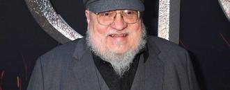 George R. R. Martin had dinner with a dying